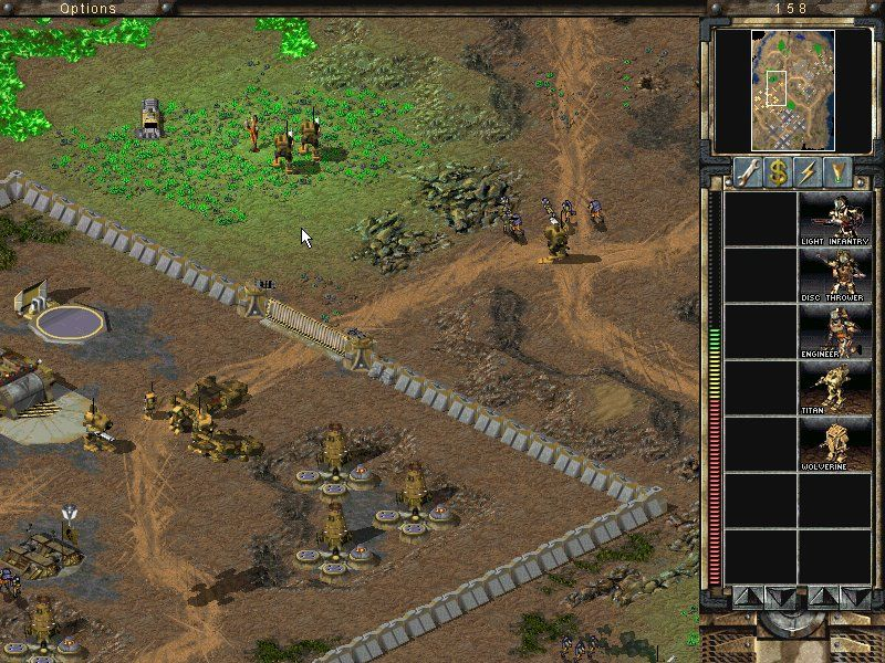 Command & Conquer: Tiberian Sun - Firestorm Windows Firestorm gives many Tiberium lifeforms that are overall deadly hostile.
