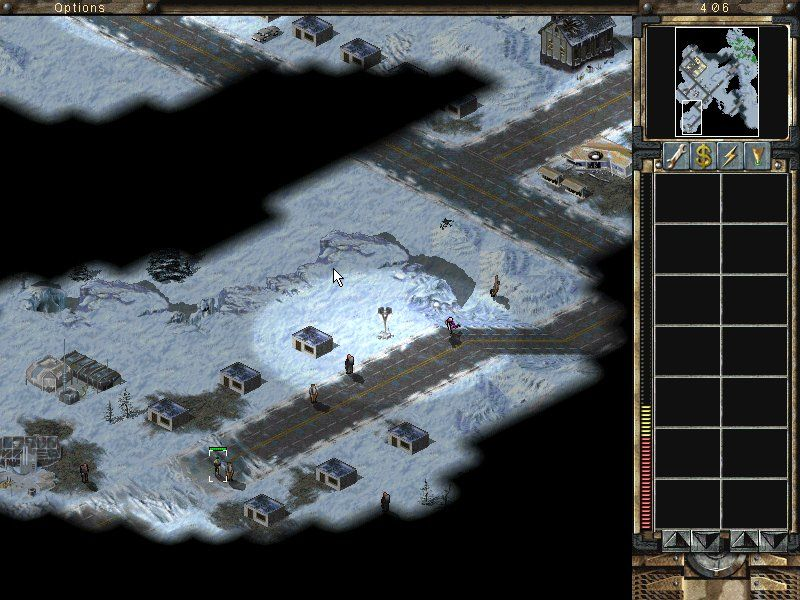 Command & Conquer: Tiberian Sun - Firestorm Windows Spreading lies to civilians.