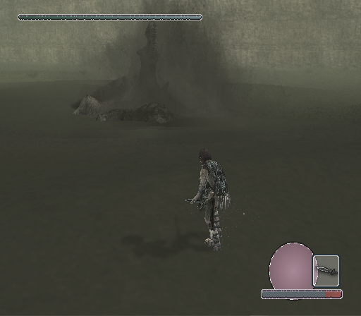 Shadow of the Colossus PlayStation 2 One of the most treacherous colossi, this sandworm-like creature will attack very fast and without warning!