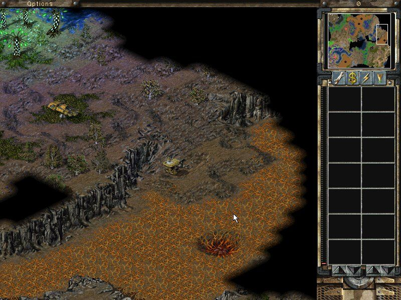 Command & Conquer: Tiberian Sun - Firestorm Windows Juggernauts are the newest long-range addition to GDI.