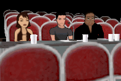 American Idol Game Boy Advance What will the judges think?