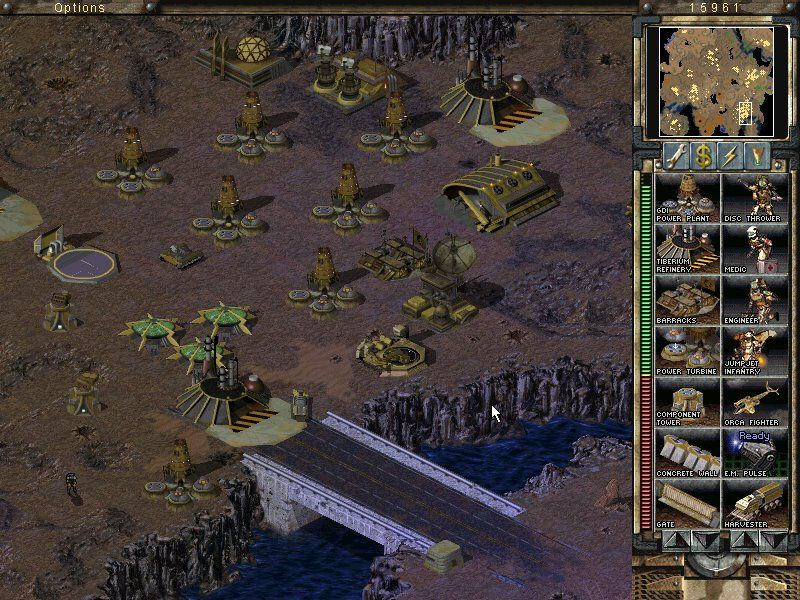 Command & Conquer: Tiberian Sun - Firestorm Windows Last move towards CABAL.