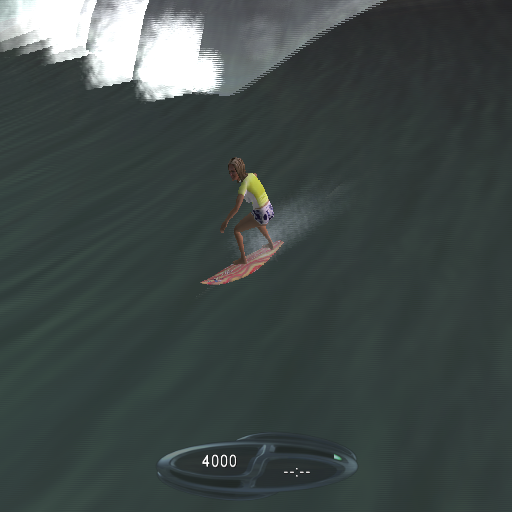 Sunny Garcia Surfing PlayStation 2 At the wave builds under the player they press cross to mount their board. There are different kinds of mount which are worth more or less points depending on difficulty