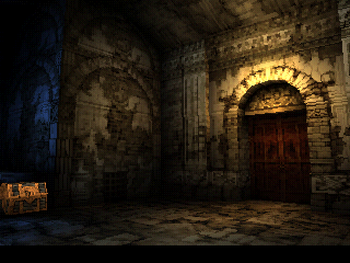 Vagrant Story PlayStation Switch to first-person view for this grim and atmospheric vision of a dark cathedral