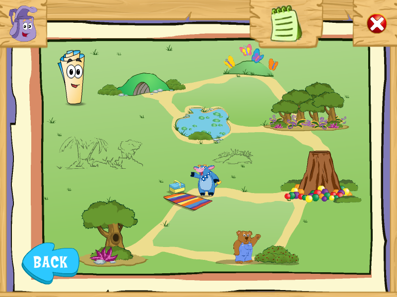 Dora the Explorer: Swiper's Big Adventure Screenshots for ...