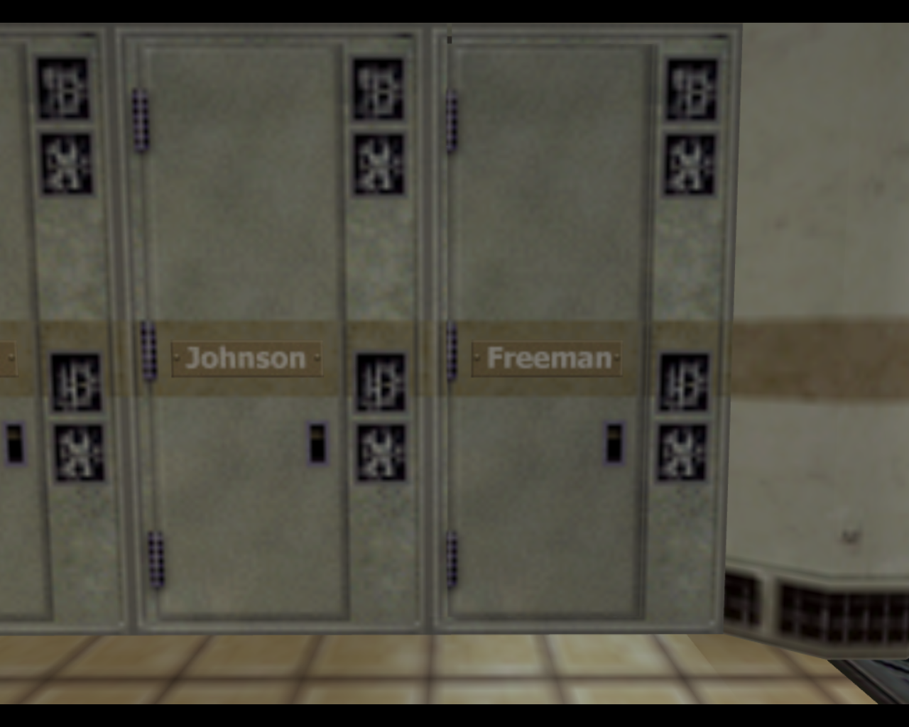 Half-Life Linux My locker