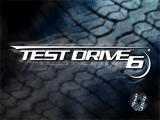 Test Drive 6 PlayStation Loading screen