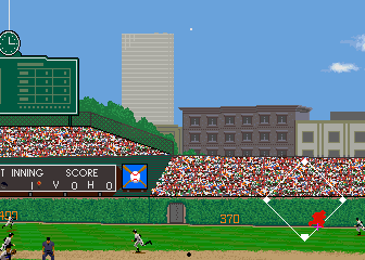 Relief Pitcher Arcade High and long ball.