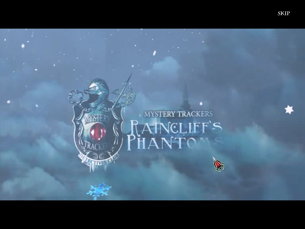 Mystery Trackers: Raincliff's Phantoms Windows Opening game cinematic