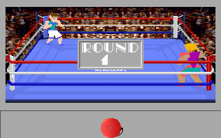4-D Boxing DOS Fight!