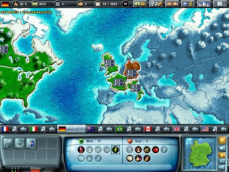 Political Tycoon Screenshots for Windows - MobyGames