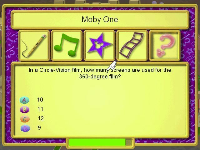 Disney Trivia Challenge Screenshots for Windows - MobyGames