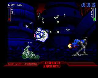 Walker Amiga The Great War 2420 (Motorcycle is releasing deadly modules)