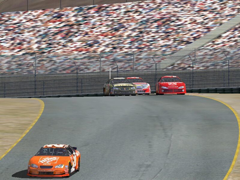 NASCAR Racing 2003 Season Windows Race