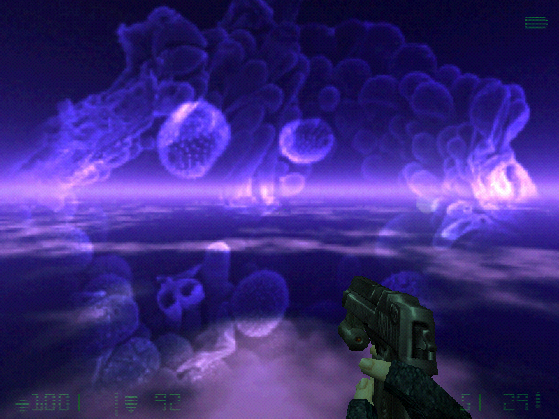 Half-Life: Opposing Force Windows On Xen again...