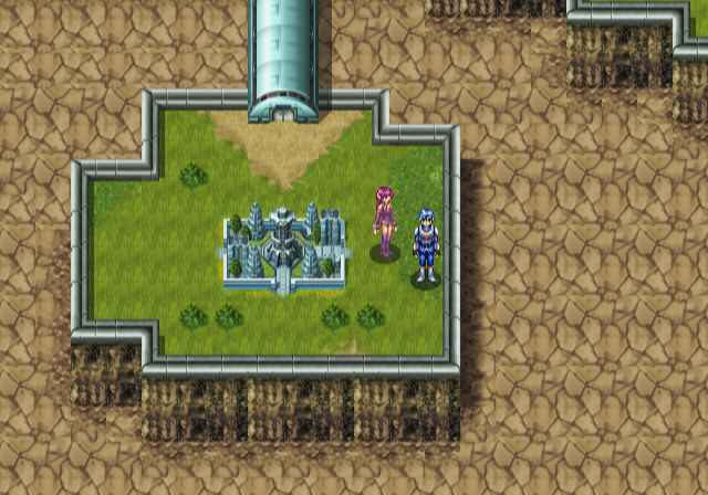 Sega Ages 2500 Vol 17 Phantasy Star Generation 2 Screenshots