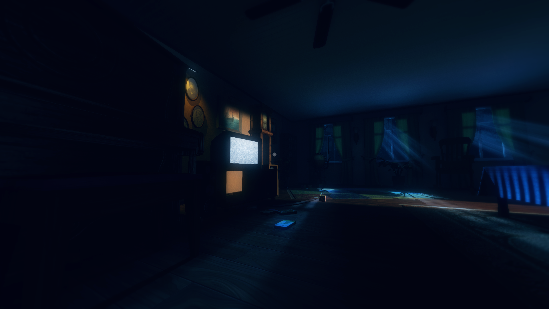 Living Room Night among the sleep screenshots for windows - mobygames
