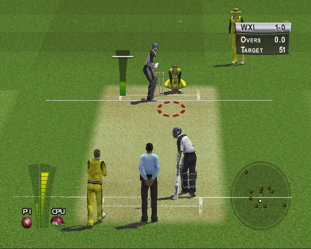 Brian Lara International Cricket 2005 Screenshots for PlayStation ...