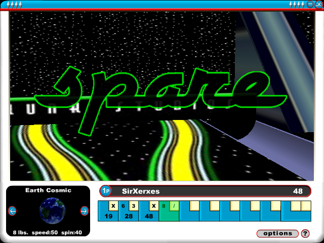 Gutterball 3D Windows Spare