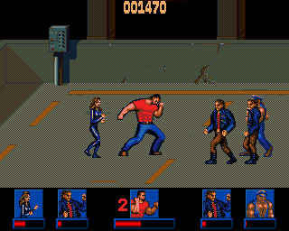 Last Action Hero Amiga Level 2 - Boss (Jet)