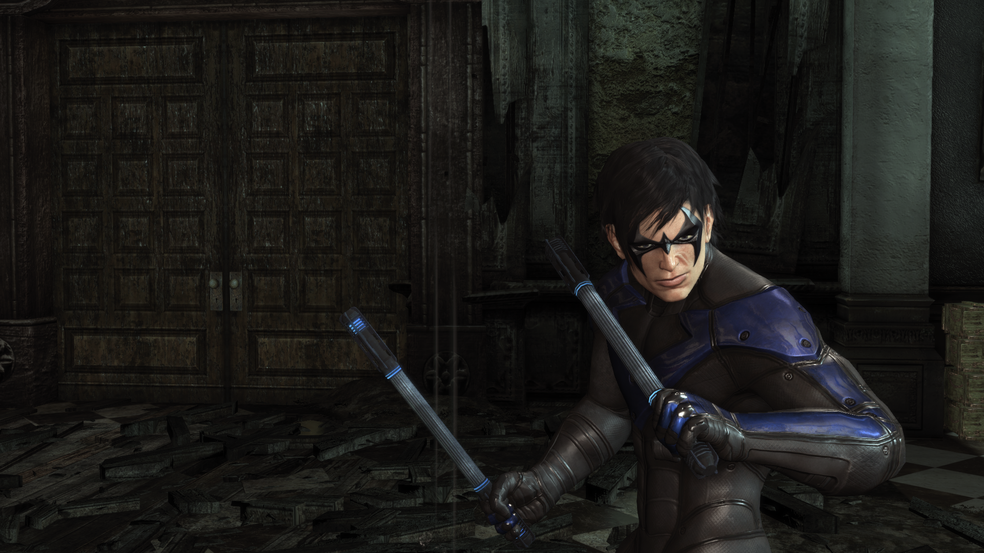 Batman: Arkham City - Nightwing Bundle Pack Screenshots ...