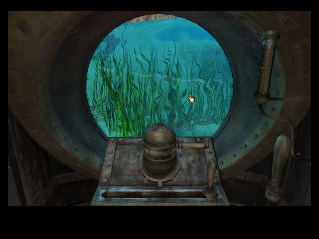 Riven: The Sequel to Myst Windows You are in a submarine!..