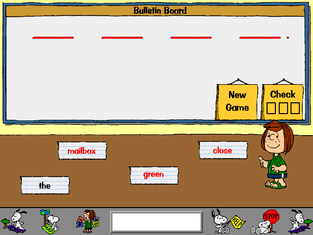 Get Ready for School, Charlie Brown! Screenshots for Windows ...