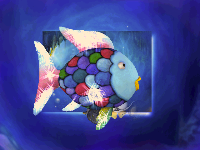Rainbow Fish The Most Beautiful Fish In The Ocean