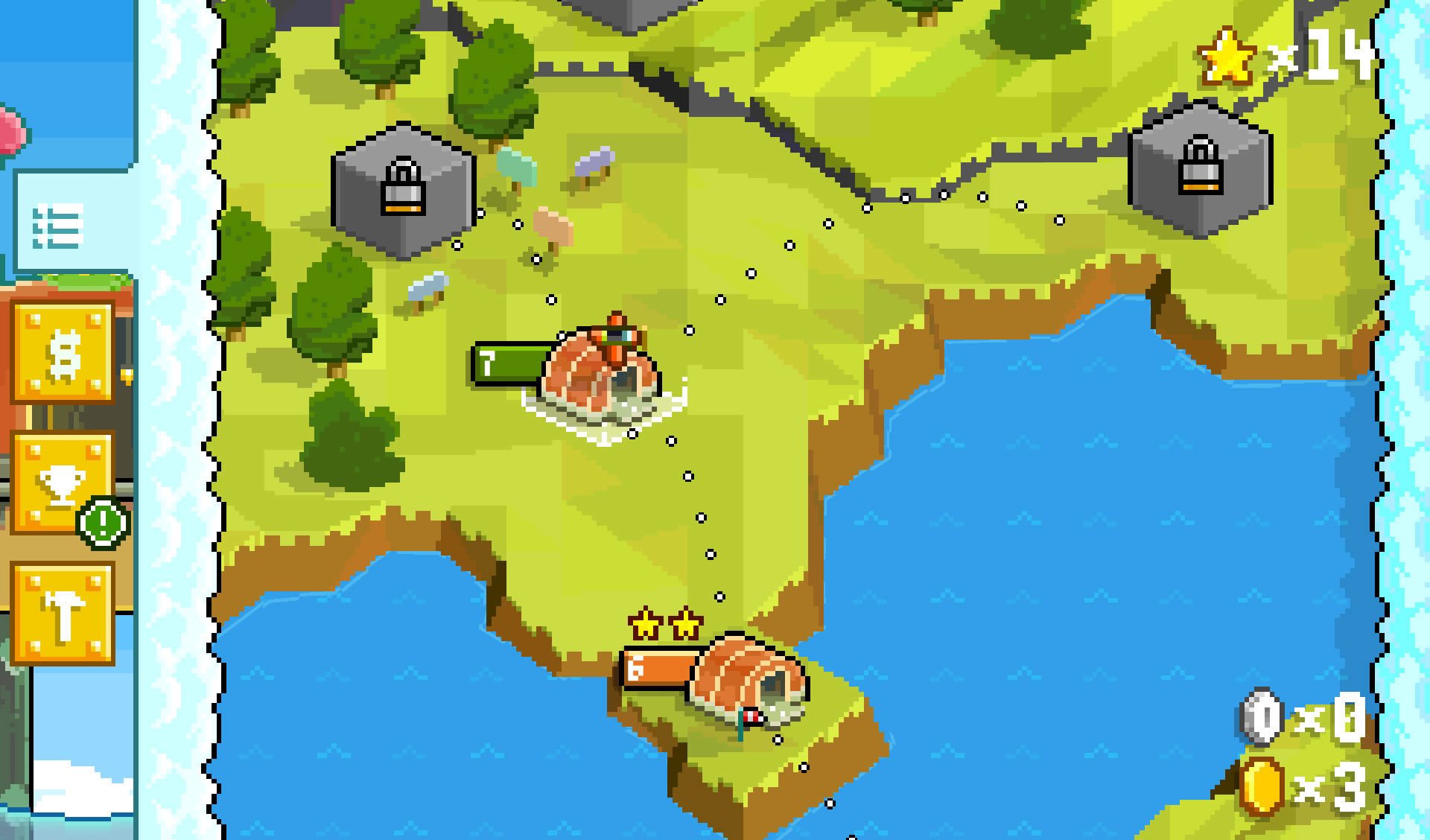 Retry screenshots for android mobygames level progress on the world map gumiabroncs Images