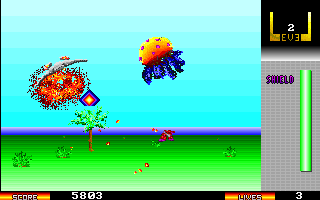 Xyphr DOS Level Two is called MOOT.
