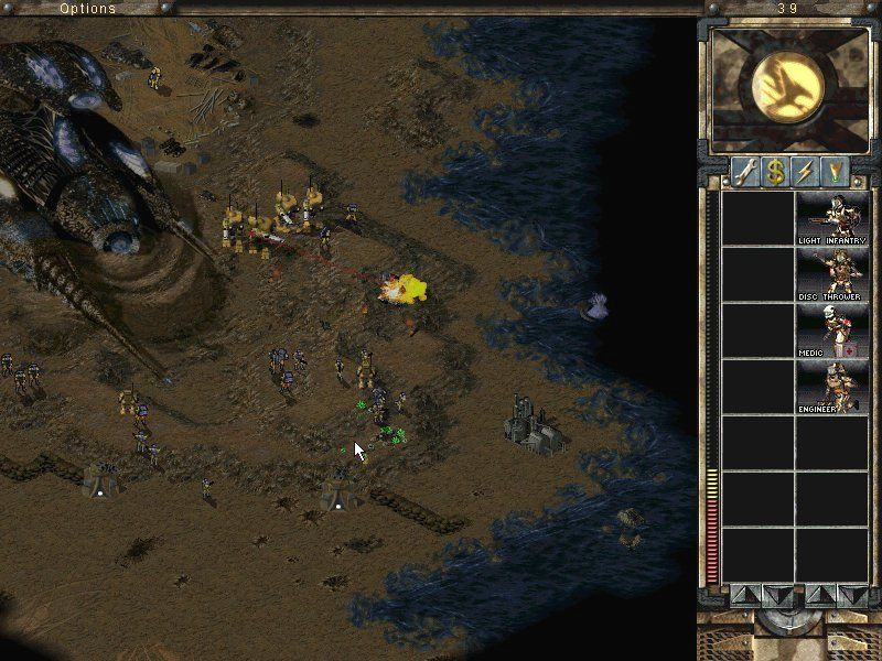 Command & Conquer: Tiberian Sun Windows GDI and Nod forces struggle in a race to seize the alien technology.