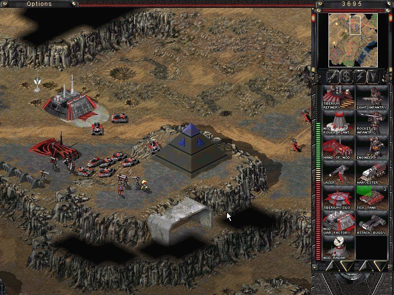 Command & Conquer: Tiberian Sun Windows Hassan's last hiding place.