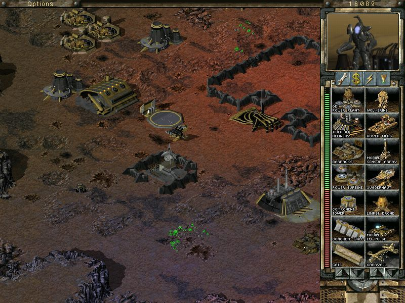 Command & Conquer: Tiberian Sun - Firestorm Windows When guardian becomes active, you better pray you have enough firepower to stop it before it reaches your bases.