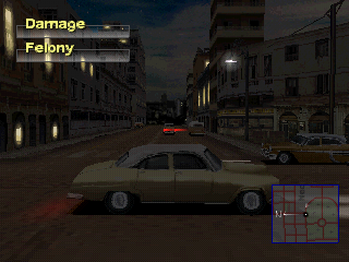 Driver 2 PlayStation Havana