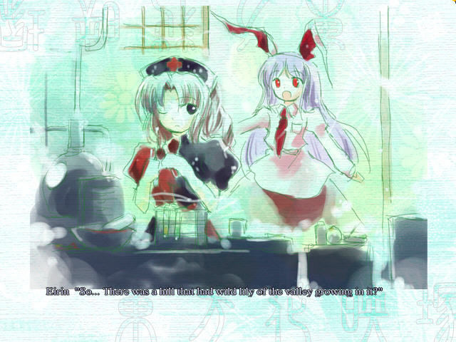 Phantasmagoria of Flower View Windows Reisen & Eirin