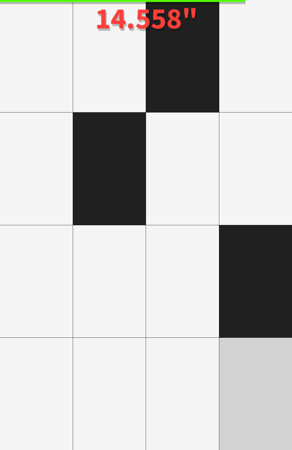 White Tile Game