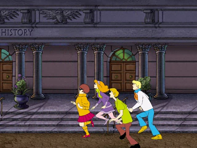 Scooby-Doo!: Case File #1 - The Glowing Bug Man Windows Pack is running, as always!