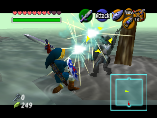 The Legend of Zelda: Ocarina of Time Screenshots for ...