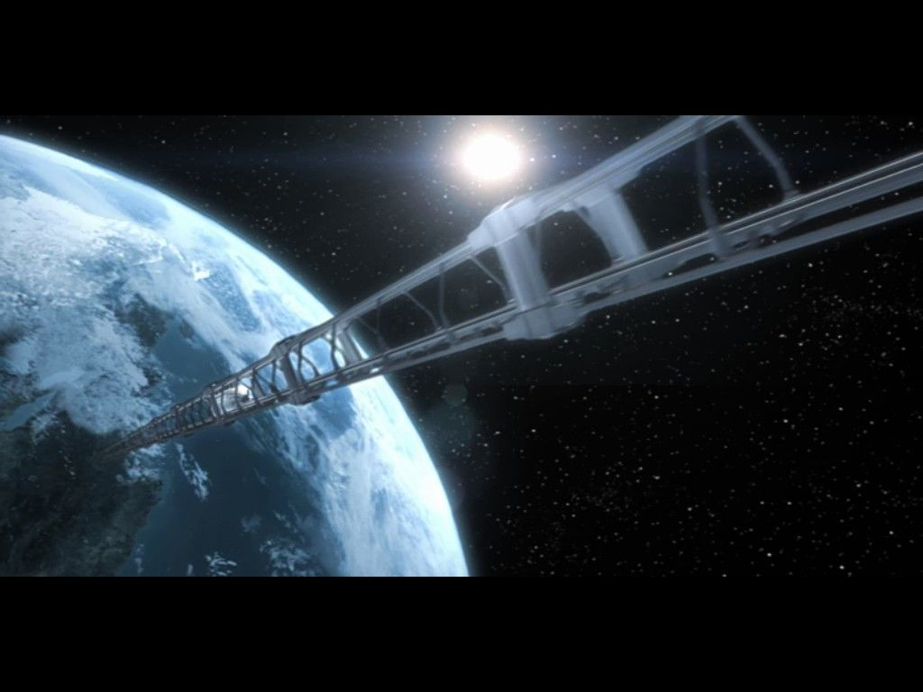 Crossing Bridge Dream In Space Interpretation