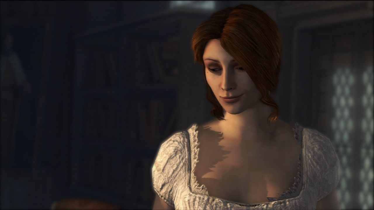 Assassin's Creed: Brotherhood PlayStation 3 Ezio is well known womanizer