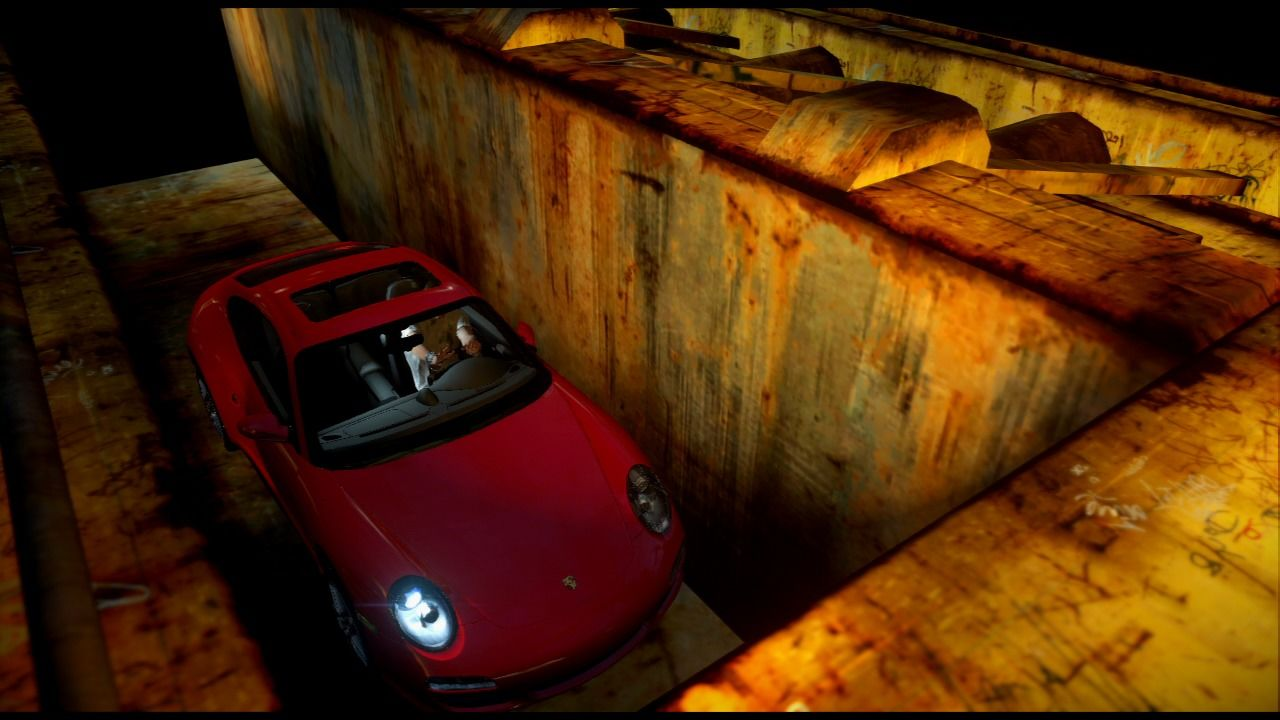Need for Speed: The Run PlayStation 3 This porsche is soon going to be history