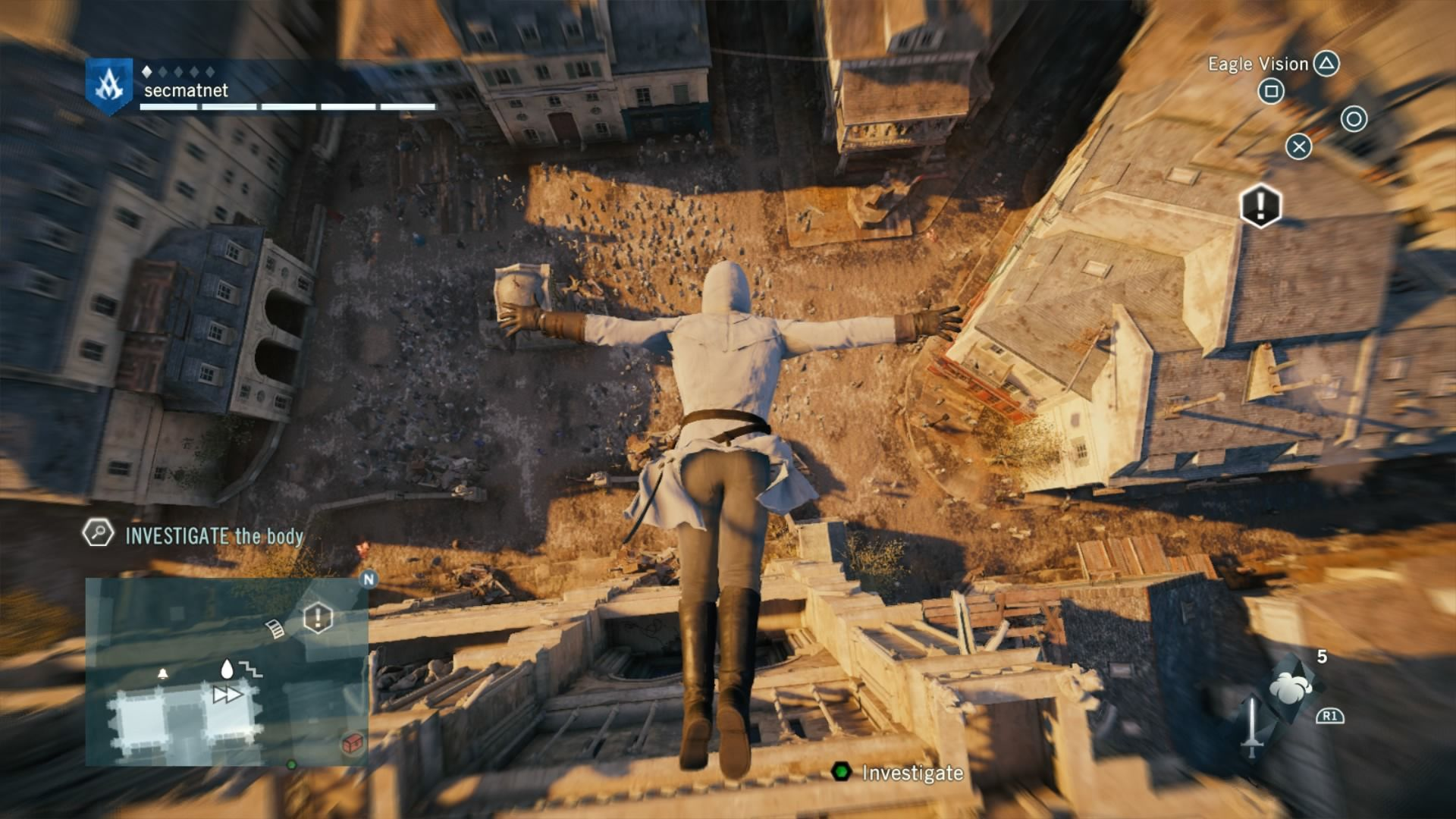 Assassin S Creed Unity Screenshots For Playstation 4 Mobygames