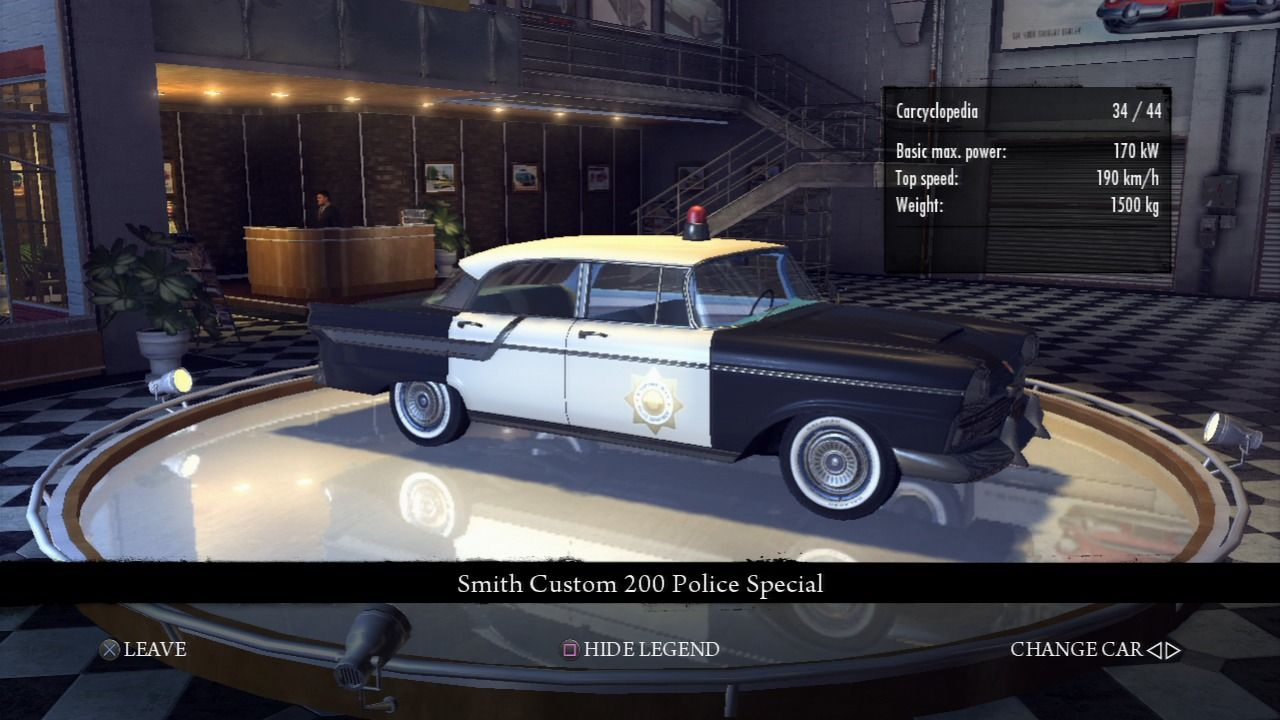 mafia ii screenshots for playstation 3 mobygames. Black Bedroom Furniture Sets. Home Design Ideas