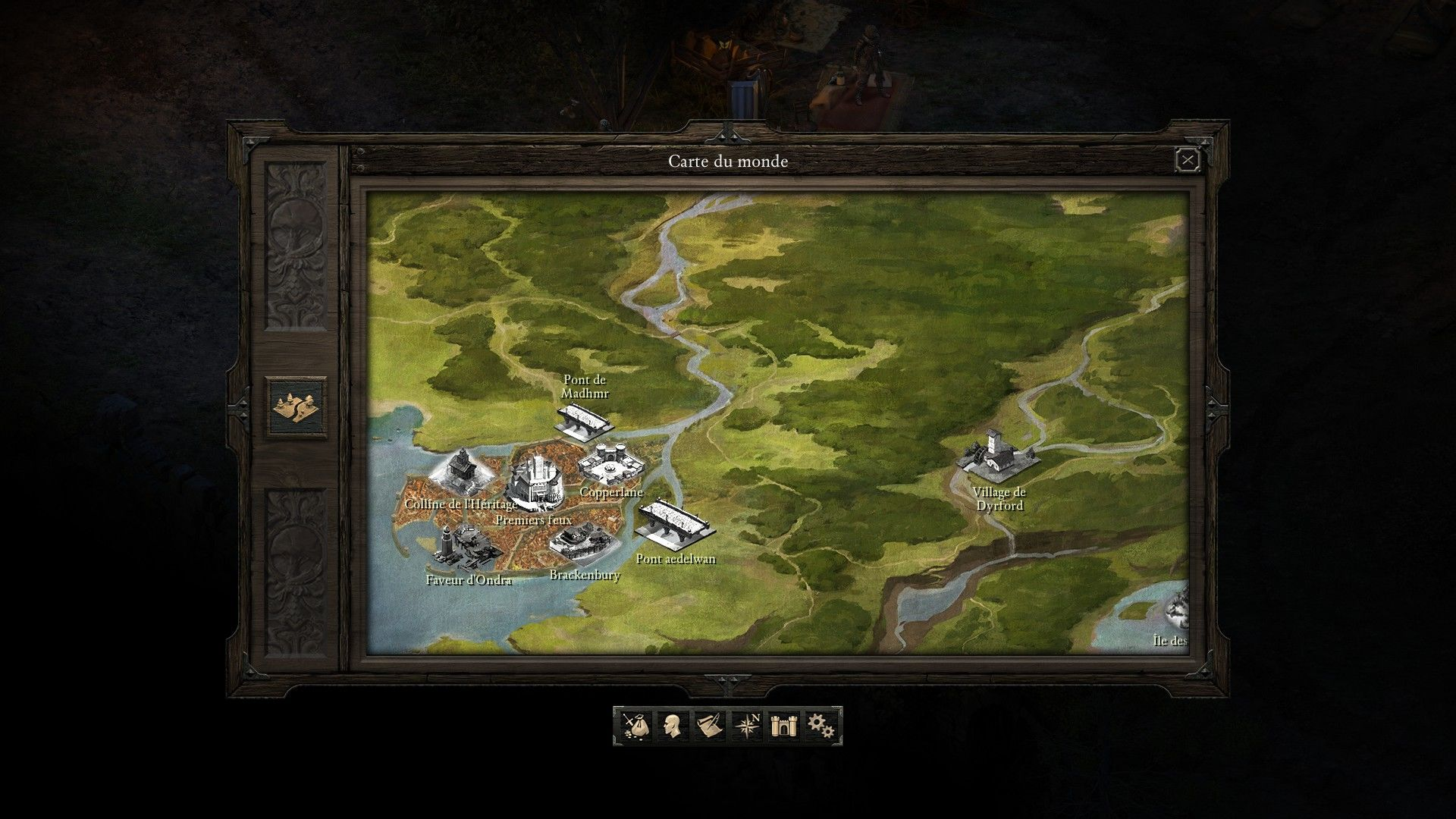 Pillars Of Eternity World Map Complete.Pillars Of Eternity Screenshots For Windows Mobygames