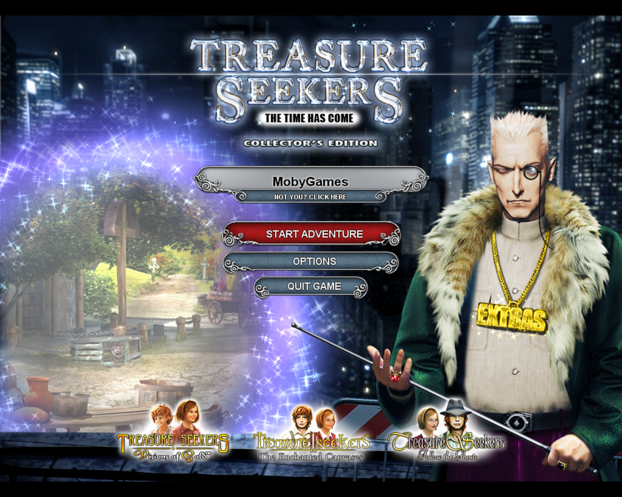 Treasure Seekers: The Time Has Come (Collector's Edition) 1