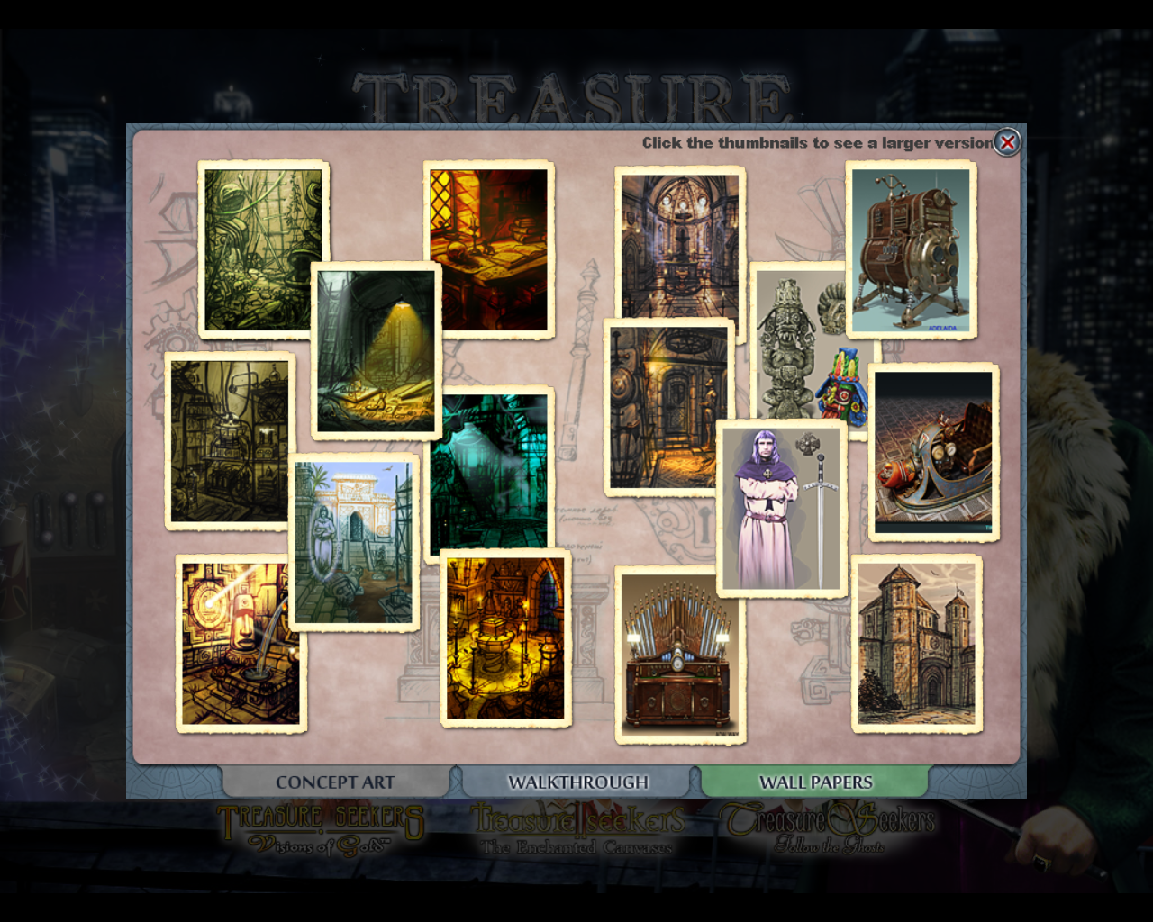 Treasure Seekers: The Time Has Come (Collector's Edition) 2