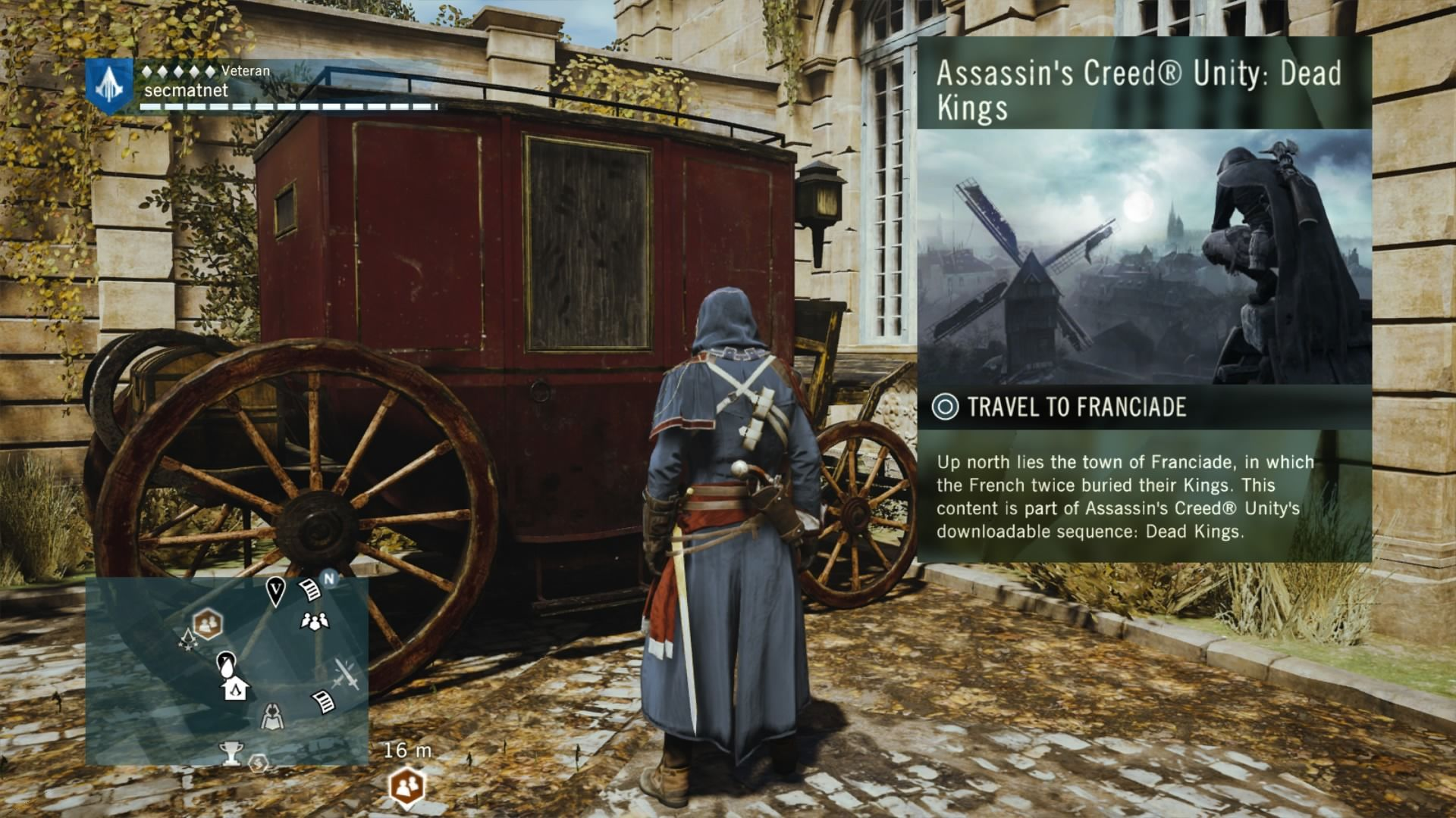 Assassin S Creed Unity Dead Kings Screenshots For Playstation 4