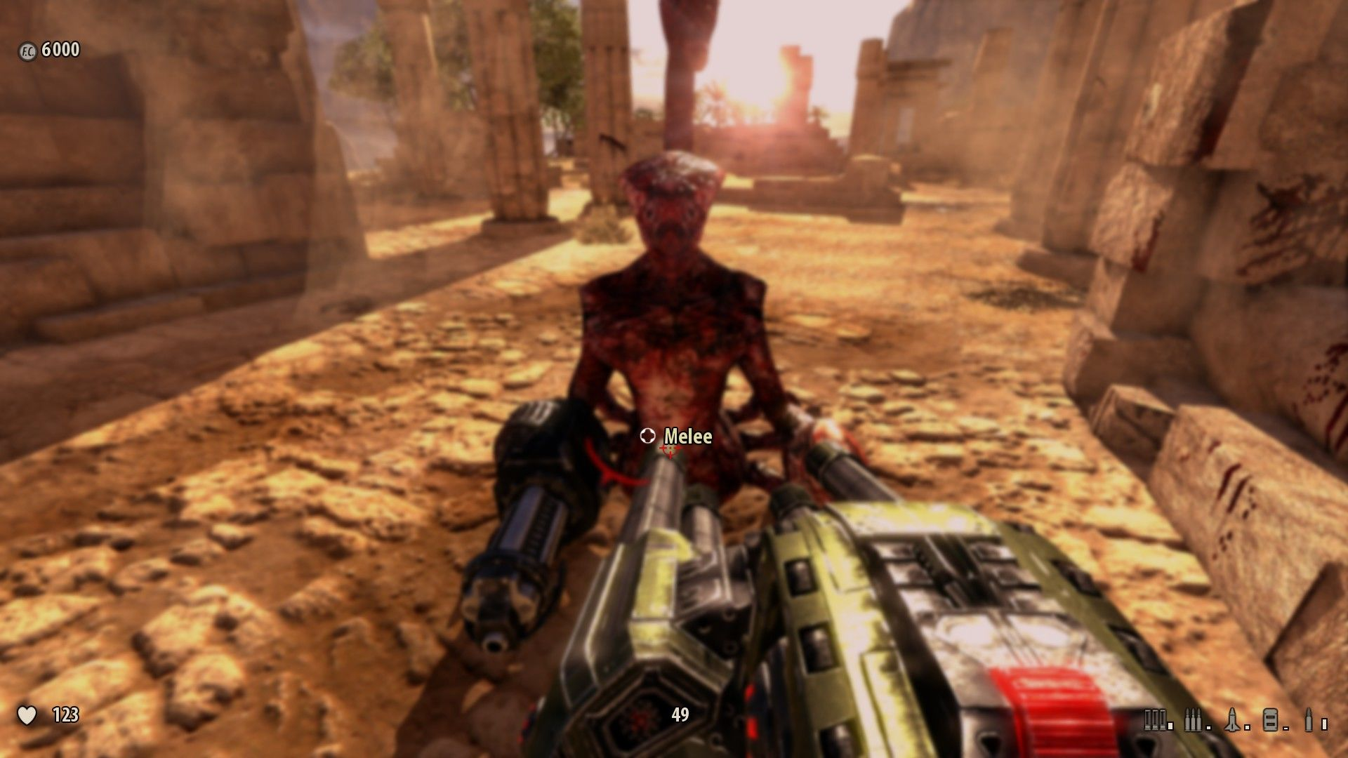 Serious Sam 3: Jewel of the Nile 3