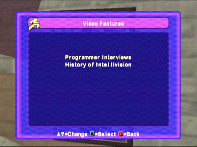 Intellivision Lives! Xbox There are video features to watch.