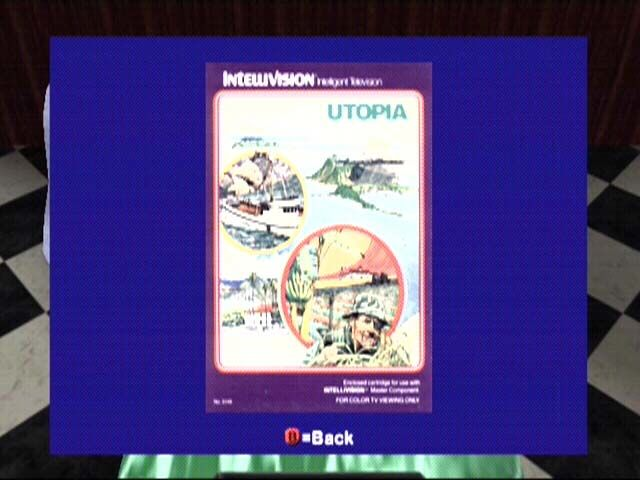 Intellivision Lives! Xbox You can view the original cartridge cover art.
